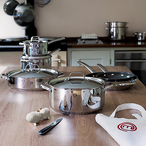 Buy MasterChef Cookware Online at johnlewis.com