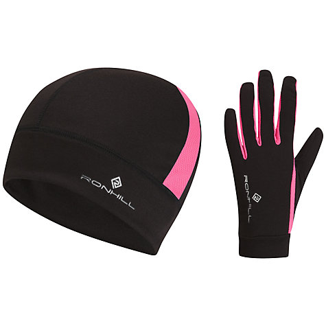 Buy Ronhill Beanie And Glove Set Online at johnlewis.com