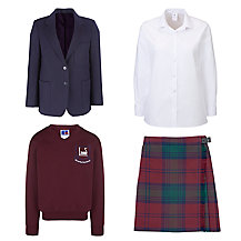 Leehurst Swan School Girls Years 7 - 11 Uniform