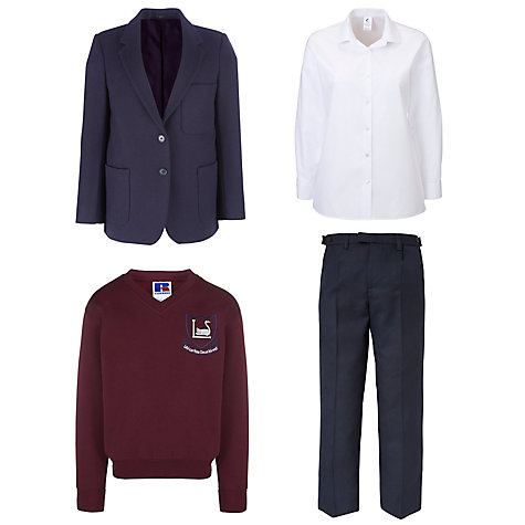 Buy Leehurst Swan School Boys Years 5 - 6 Uniform Online at johnlewis.com