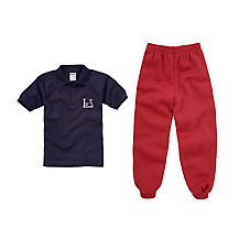 Leehurst Swan School Boys' Nursery Uniform