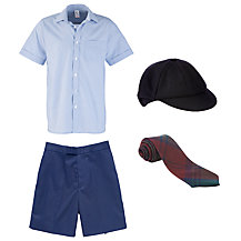 Leehurst Swan School Boys' Years 5 - 6 Summer Uniform