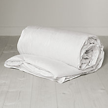 Buy John Lewis Siberian Goose Down Duvet, 10.5 Tog (7 + 3.5 Tog) All Seasons Online at johnlewis.com
