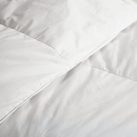 Buy John Lewis Duck Feather and Down Duvets, 10.5 Tog Online at johnlewis.com