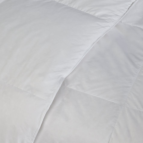 Buy John Lewis Winter Snow Goose Down Duvet, 10.5 Tog Online at johnlewis.com