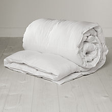 Buy John Lewis Winter Snow Goose Down Duvet, 13.5 Tog Online at johnlewis.com