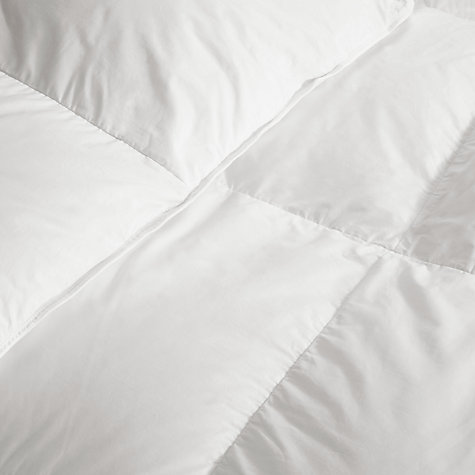 Buy John Lewis Winter Snow Goose Down Duvet, 4.5 Tog Online at johnlewis.com