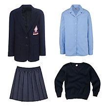 Godolphin Preparatory School, Girls' Uniform