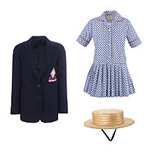 Godolphin Preparatory School Girls' Summer Uniform