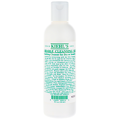 shop for Kiehl's Washable Cleansing Milk, 250ml at Shopo