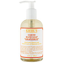 Buy Kiehl's Hand Cleanser (Pump), 250ml Online at johnlewis.com