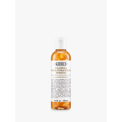 Buy Kiehl's Calendula Herbal Extract Alcohol-Free Toner Online at johnlewis.com