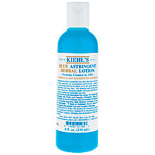 Buy Kiehl's Blue Astringent Herbal Lotion, 250ml Online at johnlewis.com
