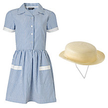 Sherborne House School Girls Reception - Year 6 Summer Uniform