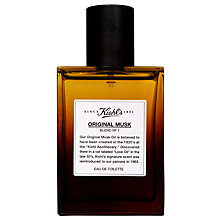 Buy Kiehl's Musk Eau De Toilette Spray, 50ml Online at johnlewis.com