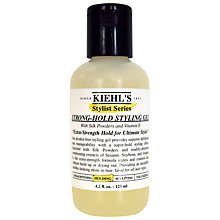 Buy Kiehl's Strong Hold Styling Gel, 125ml Online at johnlewis.com