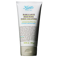Buy Kiehl's Rare Earth Purifying Cleanser, 150ml Online at johnlewis.com