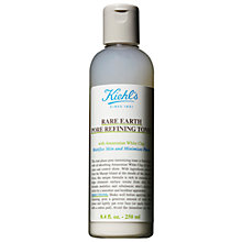 Buy Kiehl's Rare Earth Pore Refining Tonic, 250ml Online at johnlewis.com