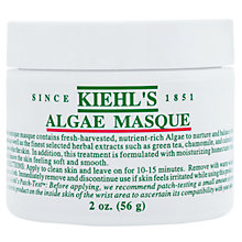 Buy Kiehl's Algae Masque, 56g Online at johnlewis.com