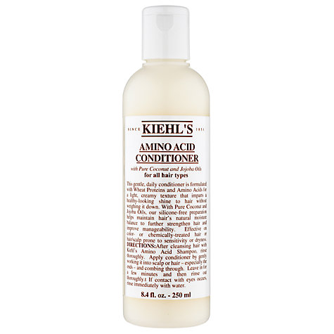 Buy Kiehl's Amino Acid Conditioner, 200ml Online at johnlewis.com