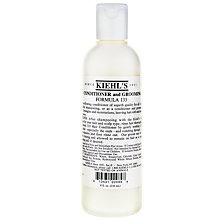 Buy Kiehl's Conditioner & Grooming Aid Formula 133, 250ml Online at johnlewis.com