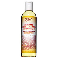 Buy Kiehl's Superbly Restorative Argan Dry Oil, 200ml Online at johnlewis.com