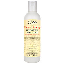 Buy Kiehl's Crème de Corps Light-Weight Body Lotion, 250ml Online at johnlewis.com