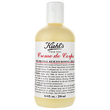Buy Kiehl's Creme de Corps Online at johnlewis.com