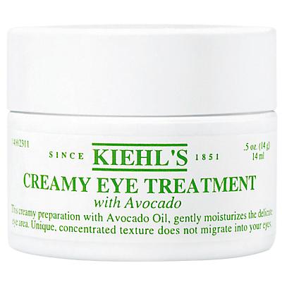 shop for Kiehl's Creamy Eye Treatment with Avocado, 14ml at Shopo