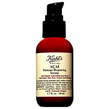Buy Kiehl's Acai Damage Repairing Serum, 50ml Online at johnlewis.com