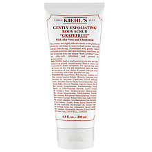 Buy Kiehl's Gentle Exfoliating Grapefruit Body Scrub, 200ml Online at johnlewis.com
