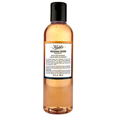 shop for Kiehl's Musk Shower Gel, 250ml at Shopo