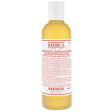 Buy Kiehl's Grapefruit Bath & Shower Liquid Body Cleanser Online at johnlewis.com