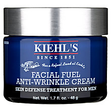 Buy Kiehl's Facial Fuel Anti-Wrinkle Cream, 50ml Online at johnlewis.com