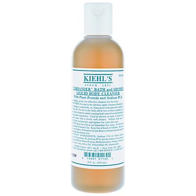 shop for Kiehl's Coriander Bath & Shower Liquid Body Cleanser at Shopo