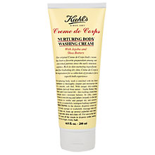 Buy Kiehl's Crème de Corps Cleanser, 200ml Online at johnlewis.com