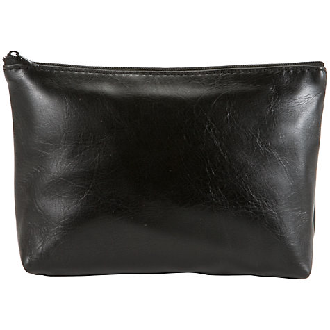 Buy John Lewis Zip Top Cosmetics Purse Online at johnlewis.com