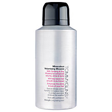 Buy Tommyguns Miraculous Volumising, Thickening Styling Mousse Online at johnlewis.com