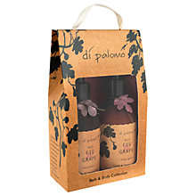 Buy Di Palomo Fig Bath & Body Gift Bag Online at johnlewis.com