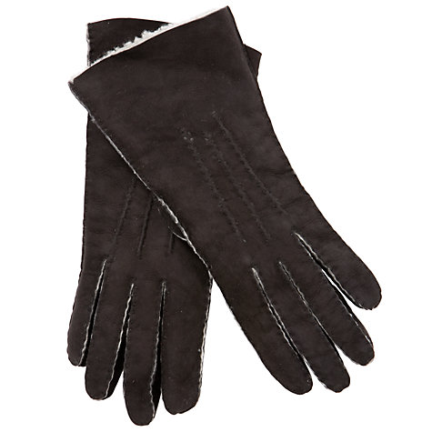 Buy John Lewis Lambskin Gloves Online at johnlewis.com