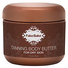 Buy Fake Bake Tanning Body Butter, 113ml Online at johnlewis.com