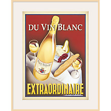 Buy Du Vin Blanc Extraordinaire Online at johnlewis.com