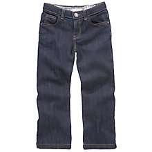 Buy John Lewis Girl Darkwash Jeans Online at johnlewis.com