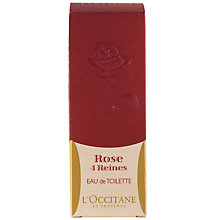 Buy L'Occitane Rose 4 Reines Eau de Toilette, 75ml Online at johnlewis.com