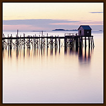 Buy Paul Rezendes - Old Wharf Dawn Online at johnlewis.com