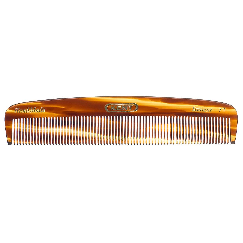 Kent Kent 7T Fine Tooth Pocket Comb