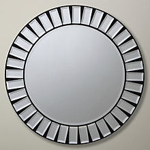 Buy John Lewis Sahara Mirror, Dia. 80cm Online at johnlewis.com