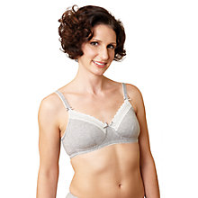 Buy Royce Chloe 893P Bra, Grey Marl Online at johnlewis.com