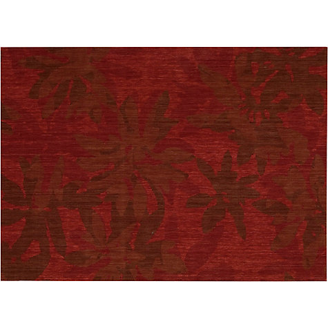Buy Calvin Klein Home Urban Winter Flower Rug Online at johnlewis.com