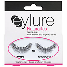 Buy Eylure Naturalites Volume Plus False Eyelashes Online at johnlewis.com